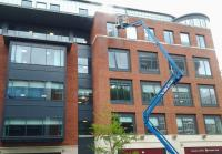 Building Facade Cleaning
